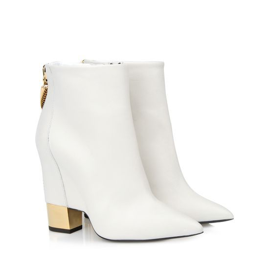 brand designe high tops ankle boots square heel