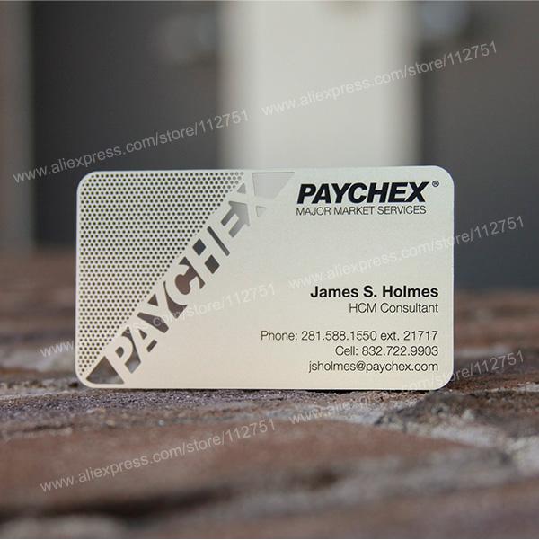 high quality membership metal card <br>