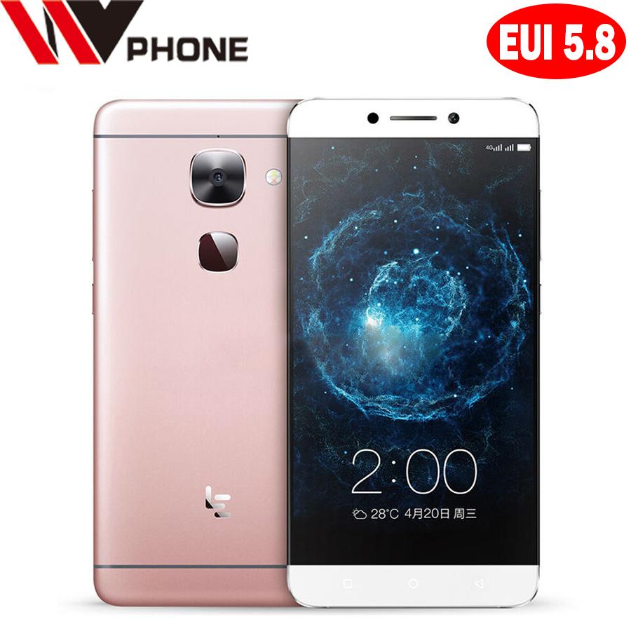 "WV Original Letv LeEco Le2 Pro X620 / X625 FDD LTE Cell Phone Deca Core 5.5"" 4G RAM 32G ROM Fingerprint 8.0/21.0MP Camera(China (Mainland))"
