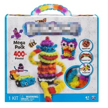 Free shipping  Accessories Construction Accessories 370 + 36 Mega mule spot best block toy set(China (Mainland))