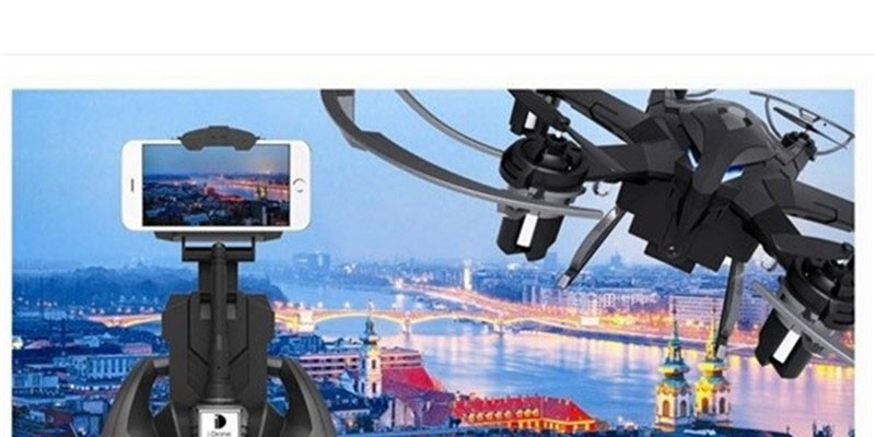 Newest wifi Real Time Transmission FPV Quadcopter IOS/Android WiFi FPV Drone Helicopter vs X5SW X8W X600 X101 with HD Camera