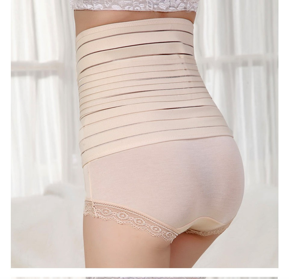 how to make a belly band for after pregnancy