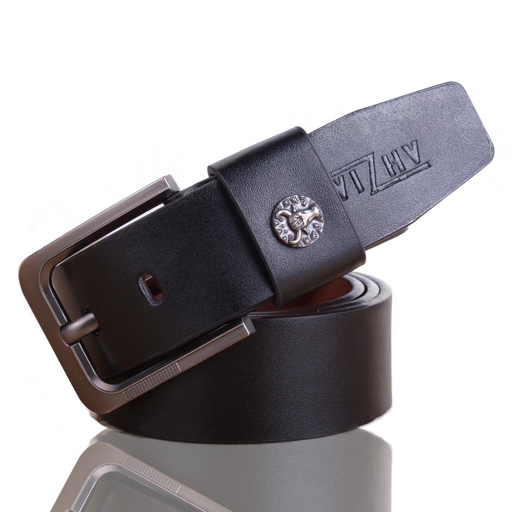 men pu leather waistband designer belts men high quality belts for men fashion male strap(China (Mainland))