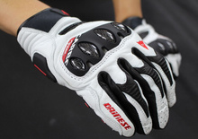 Free Shipping 2014 new element racing motorcycles cowhide gloves touchscreen phone itself Daine cross MTB(China (Mainland))