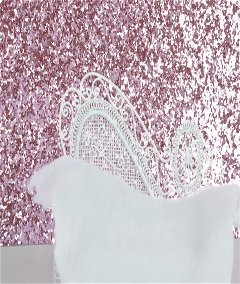 Glitter wallpaper for home decoration for Wallpaper glitter home