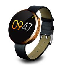 Dm360 смарт-часы Bluetooth носимых устройств Smartwatch монитор сердечного ритма Passameter фитнес трекер для IOS горячая