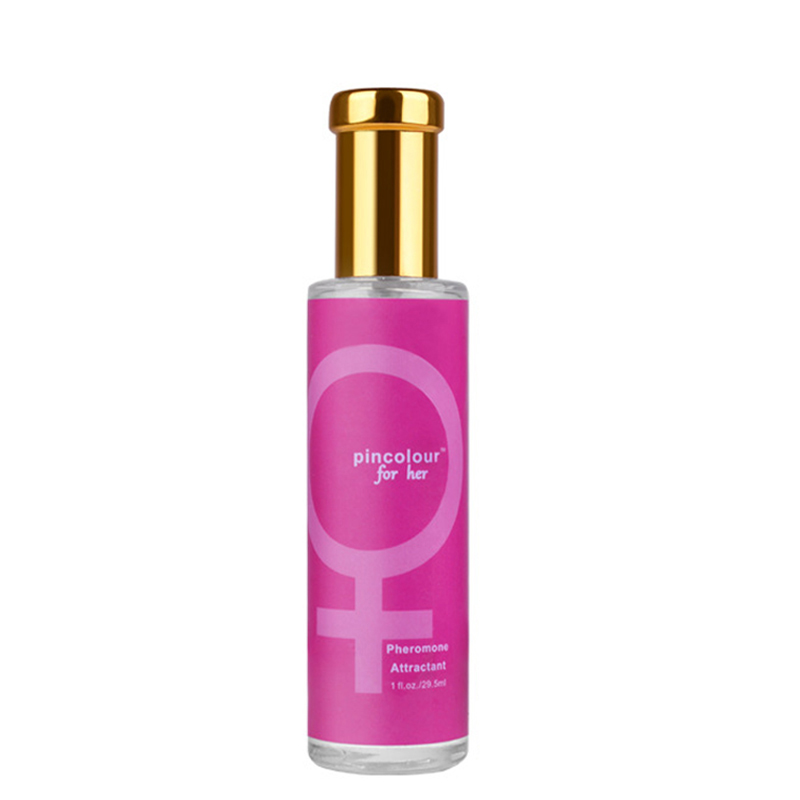 Pheromone flirt perfume for woman Body Spray Oil with PheromonesSex products lubricant Attract the opposite sex parfum(China (Mainland))