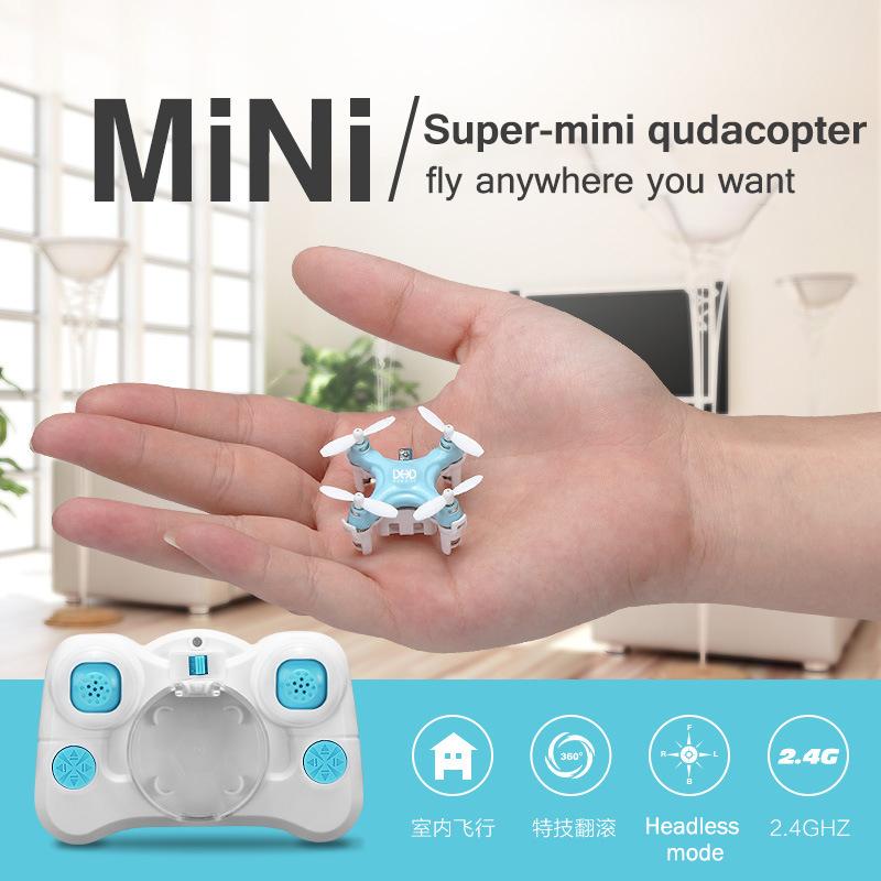 New Mini Dron Cheerson CX-Stars Remote Control Helicopter RC Micro Quadcopter Pocket Drone VS FQ777(China (Mainland))