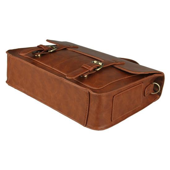 Европейский стиль документа старинные мужчины сумки посыльного тотализатор элегантный мужские портфели файл офиса мужская crossbody сумки