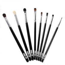 100 New Brand Women Lady High Quality Makeup brushes pinceles maquillaje 8pcs/1Set of foundation brushes maquillage Wholesale