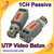 Free shipping,  RJ45 CCTV UTP Passive Video Balun,cat 5, cat6 cctv system utp video balun connect cctv camera, dvr