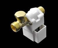"""Cheapest Electric Solenoid Valve For Water Air N/C DC 12V 1/2""""  22"""
