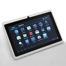 7 Tablet PC Android 4 4 Google A33 Quad Core 1G 16GB Bluetooth WiFi FlashTablet PC