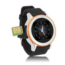 2015 ZGPAX S7 Smart Watch Bluetooth Phone Android 4.4 MTK6572 Dual Core GPS Waterproof Wifi Orange New