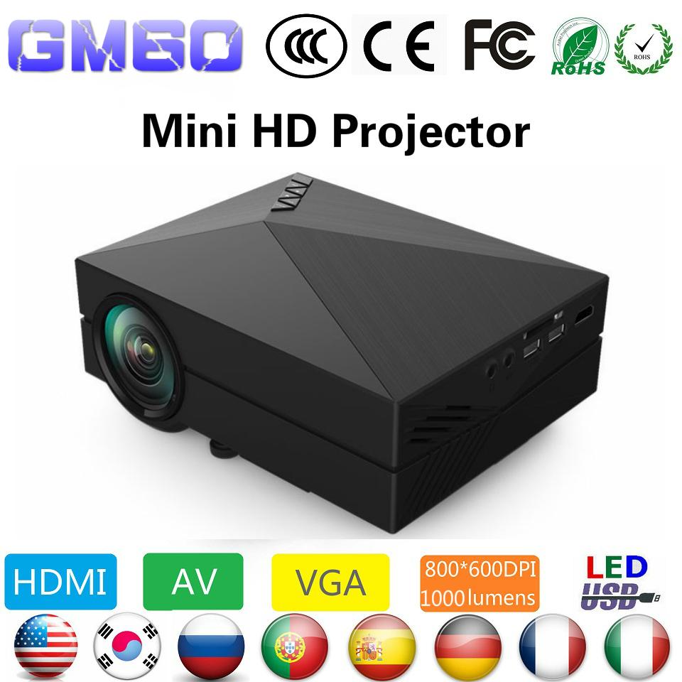 Aliexpress.com : Buy Newest Upgrade GM60 Mini LED Home