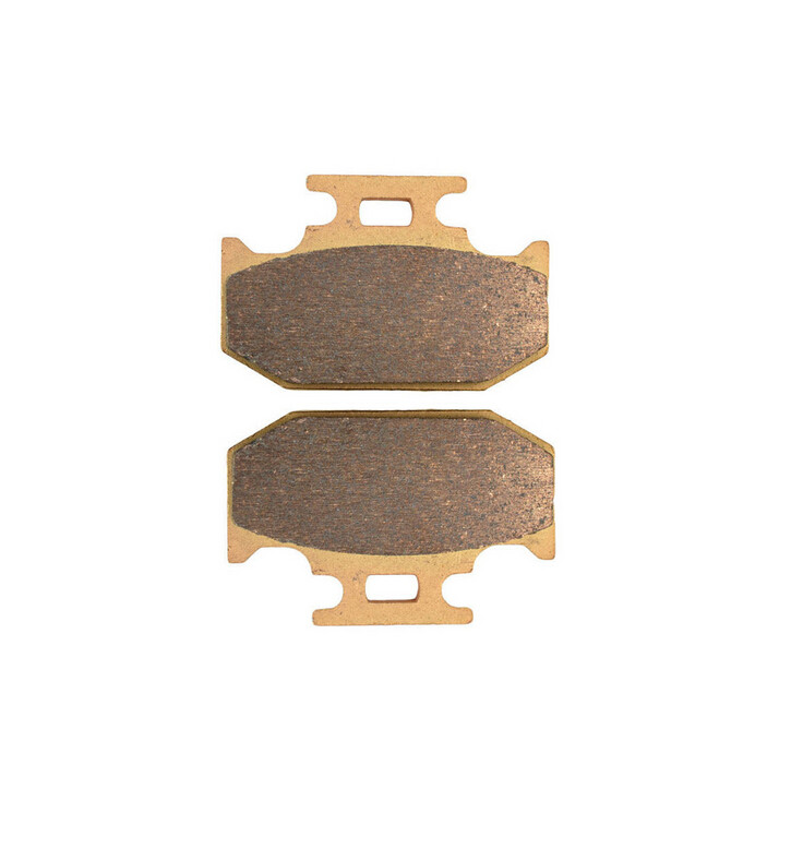 Hot Sales Motorcycle Rear Brake Pads Kit For YA MA HA YZ125 YZ250 YZ400 WR125 WR250 WR400 WR500 TTR250 XT250(China (Mainland))