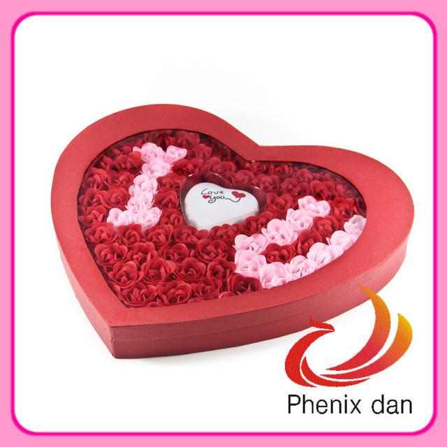 Free Shipping 2012 Hot-selling Valentine/ Wedding Gift 100pcs washing  soap Rose Flower for Wedding favors