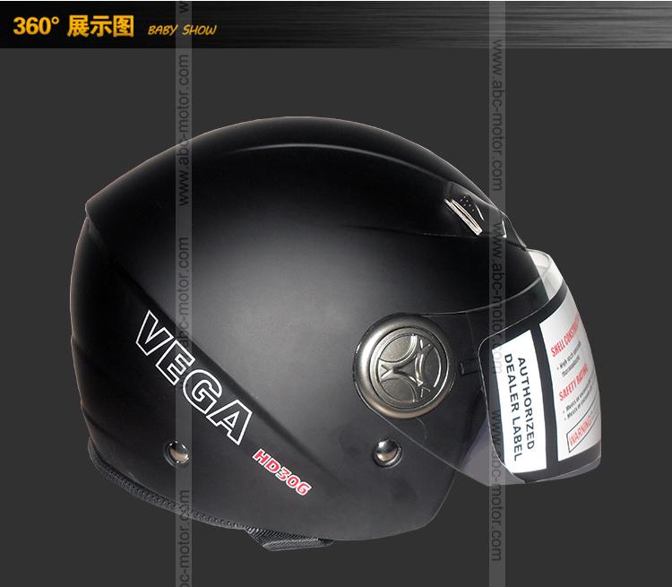 Free shipping US VEGA Harley helmet motorcycle helmet big yards retro helmet.(China (Mainland))