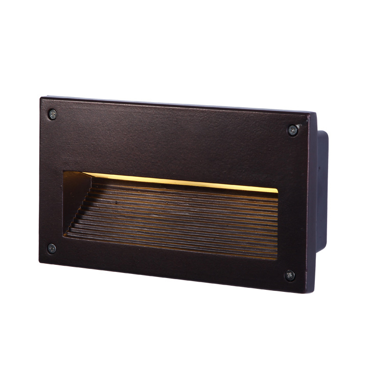 LED recessed wall light outdoor Waterproof IP54 Modern wall lamp for entry art home decoration ...