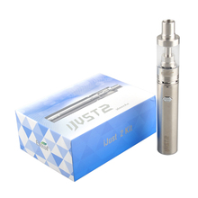 100% Original ijust 2 Kit 5.5ml 2600mAh battery Capacity 30W – 80W JUST-2 KIT iSmoka eleaf kit i just 2 full kit in stock