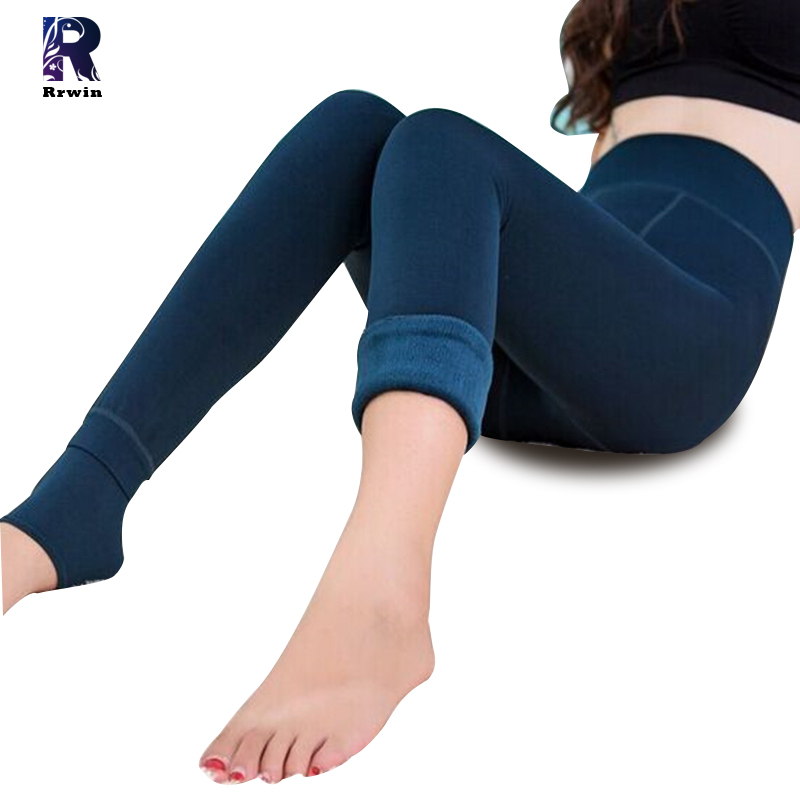 Гаджет  Rrwin Women Leggings 2015 Winter Leggings Women Fashion Brands Casual Warm Leggings Plus Size High Elastic Thick Slim Leggins None Одежда и аксессуары