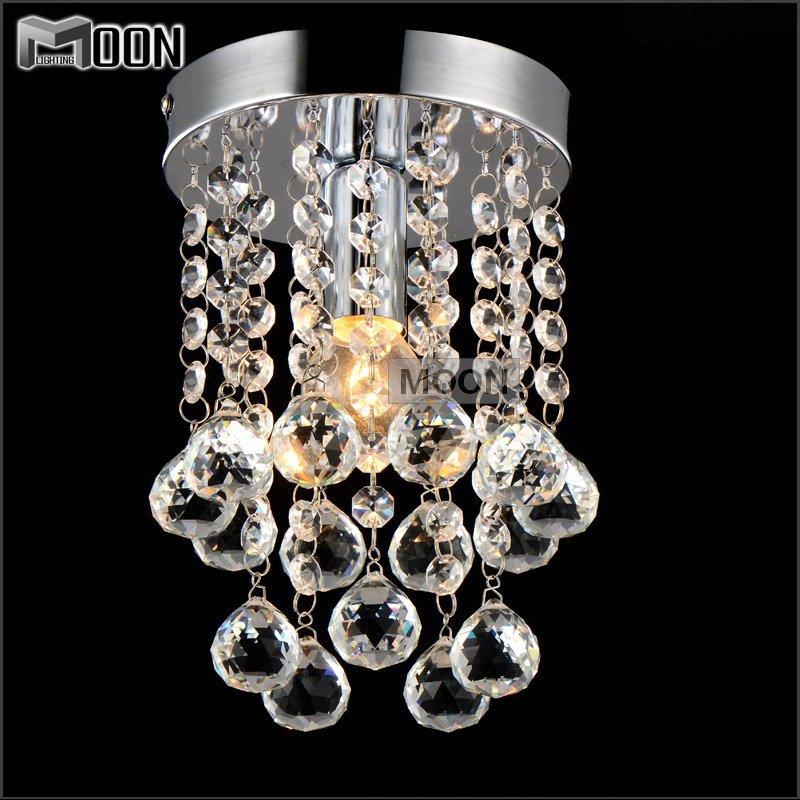2015 Sale Lustres Candelabro 1 Light Crystal Chandelier