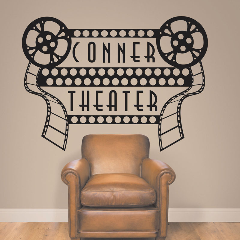 Online get cheap home theater decorations for Home theater decorations cheap