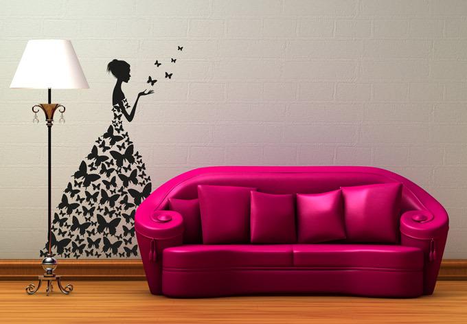 Decoración creativa sala de chicas al por mayor de alta ...