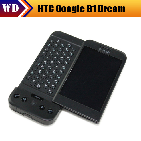 Wholesale 100% original HTC Google G1 Dream Android WIFI GPS Unlocked Mobile Phone In Stock(China (Mainland))