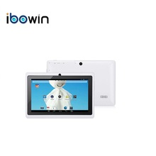 ibowin P740 7inch tablet Allwinner A33 Quad-core Android 4.4 Bluetooth Google Play Store 1024x600 HD Resolution 2Cameras(China (Mainland))