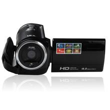 Professional HDV-107 Digital Video Camcorder Camera HD 720P 16MP DVR 2.7'' TFT LCD Screen 16x ZOOM(China (Mainland))