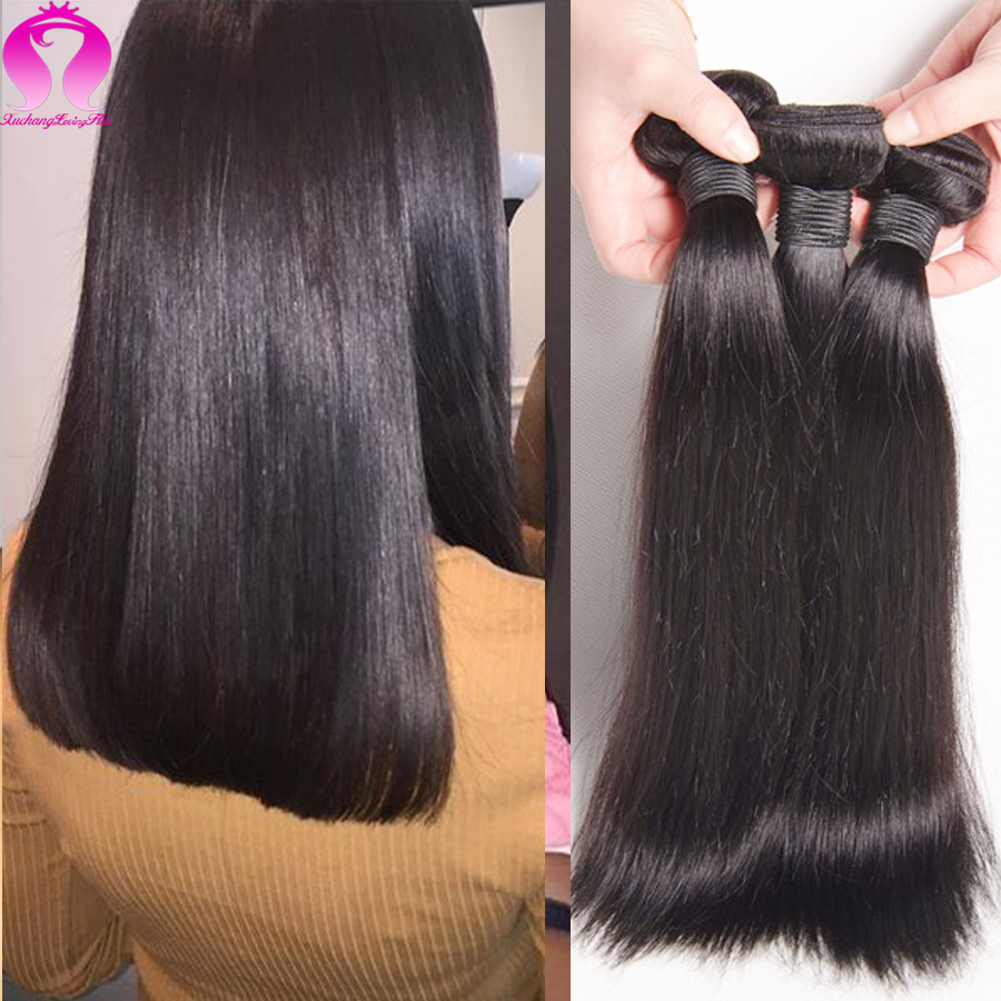 8A Short Straight Weave Peruvian Hair 4 Bundle Deals Cheap Virgin Peruvian Human Hair Extensions Unprocessed Bob Hair Weave Wig(China (Mainland))