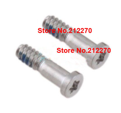 2000pcs/lot Original New Torx 5 Point Star Pentacle Dock Bottom Connector Screw for iPhone 5 Wholesale Free DHL EMS FEDEX