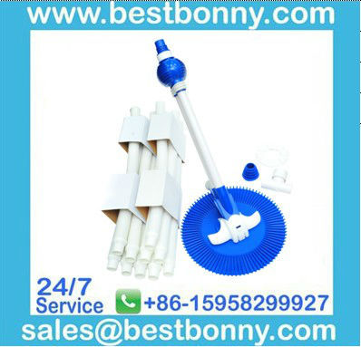 Swimming pool equipment automatic pool cleaner