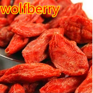 Min order is 8 mix order Free Shipping Ningxia wolfberry grade medlar tea 50g