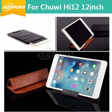 """2016 High Quality PU Sleeve Messenger Bag Case For CHUWI Hi12 12"""" Tablet PC Protectiv Pouch Cover,Free Shipping with Gift(China (Mainland))"""