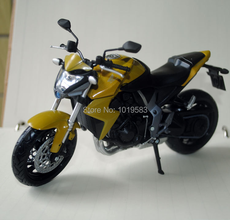 Free Shipping Brand New 1/12 Scale Diecast Motorcycle Model Toys HONDA CB 1000RR Metal Motorbike Model Toy For Collection/Gift(China (Mainland))