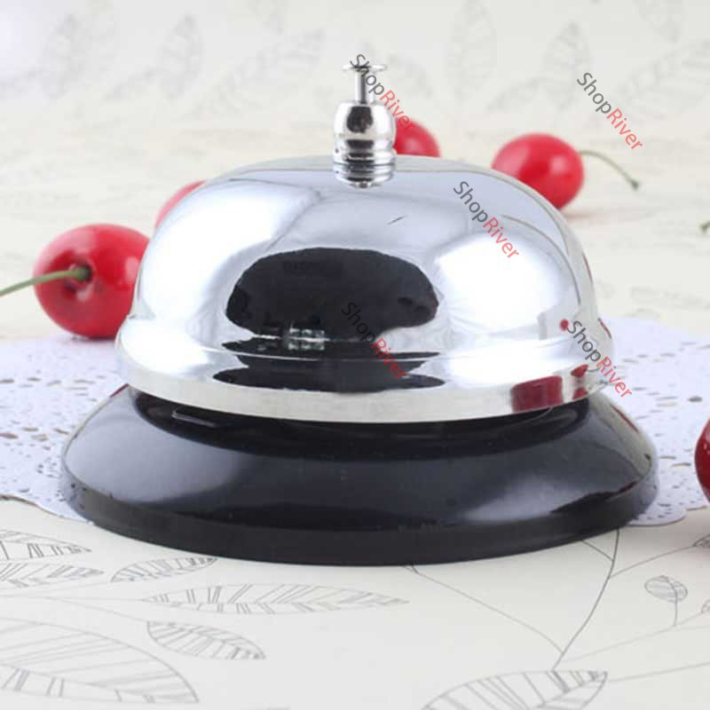 ShopNow New Desk Kitchen Hotel Counter Reception Restaurant Bar Ringer Call Bell Service(China (Mainland))
