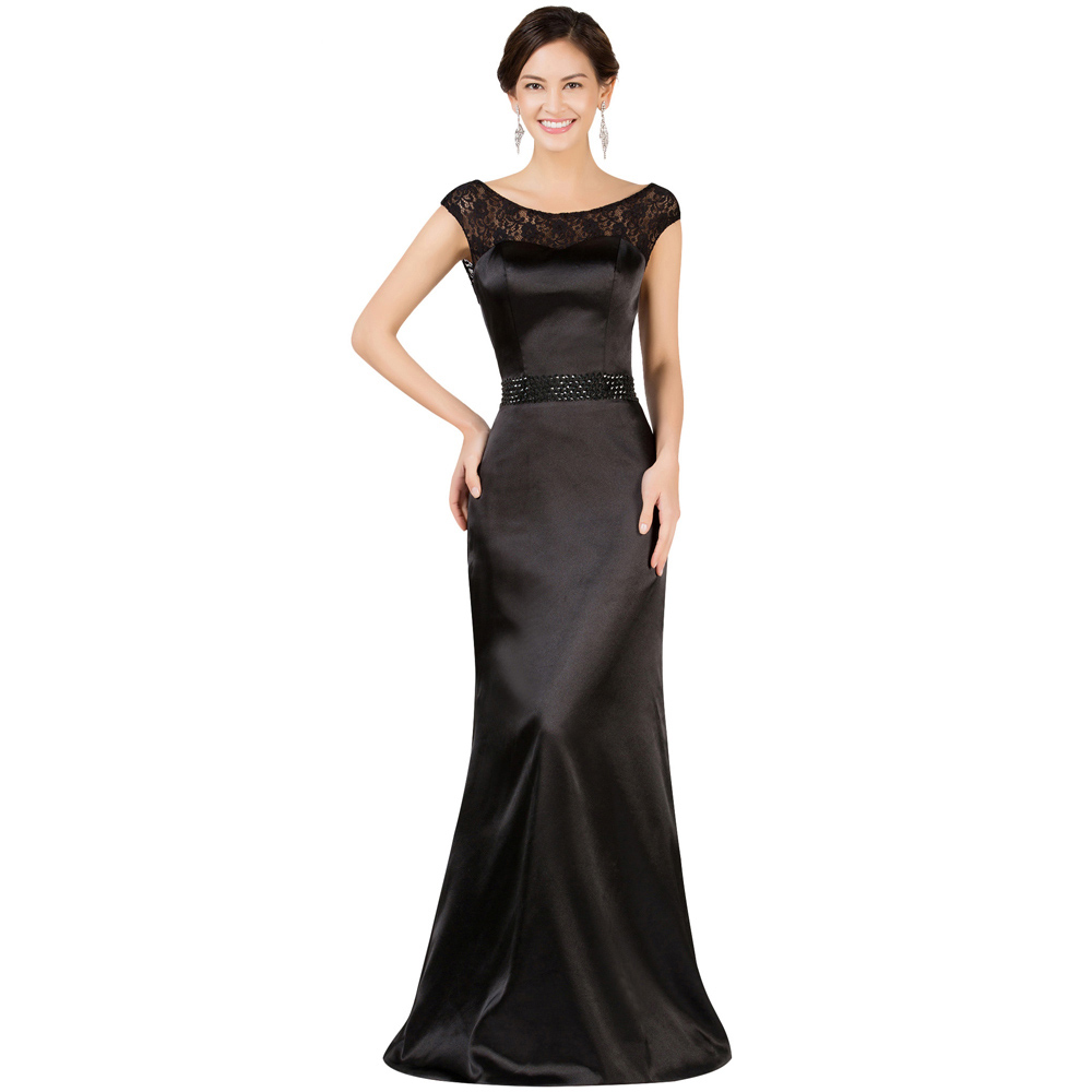long black evening dresses uk