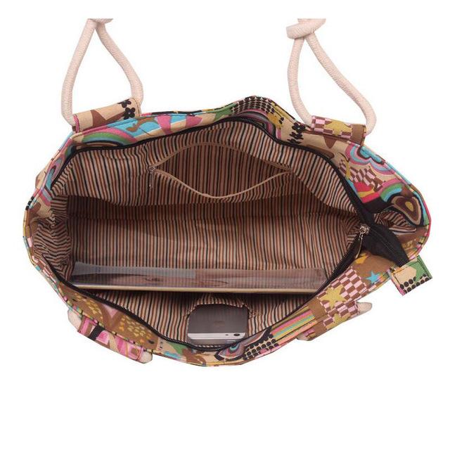 Large Capacity Shopping Handbag