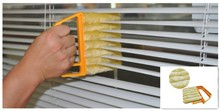 Microfibre Window Air Conditioner Duster Cleaner,  Venetian Blind cleaning brush unpick window blinds clean vents, Y003(China (Mainland))