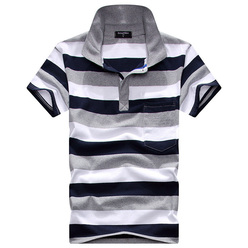 2016 casual polo shirts short sleeve hombre new brand for Men s cotton polo shirts with pocket