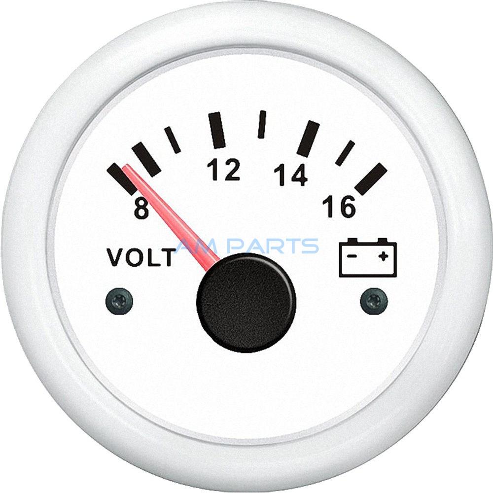 Battery Meter Sailboat : Popular boat voltmeter buy cheap lots from