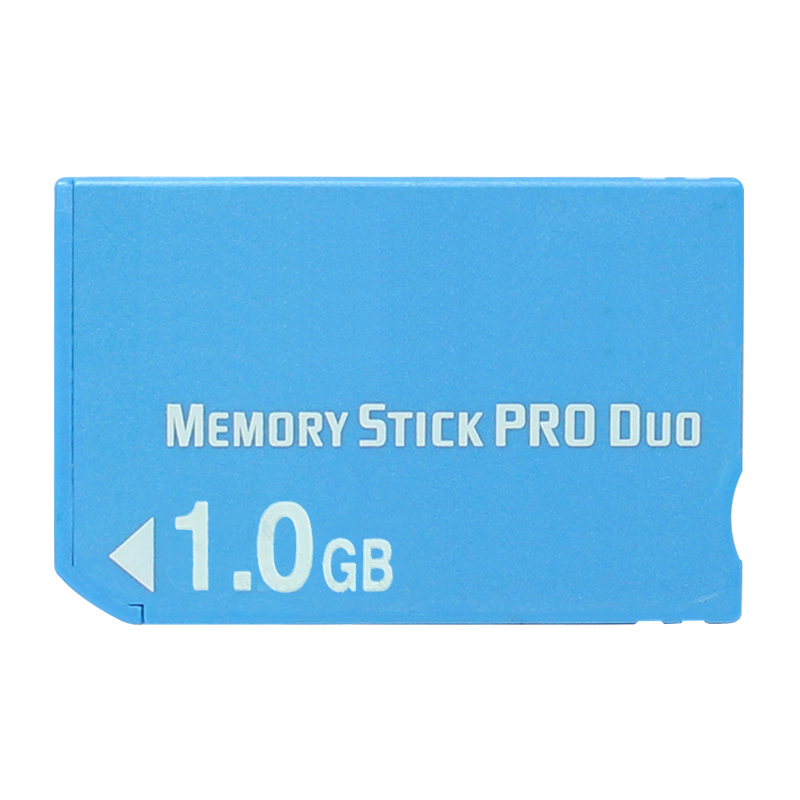 1GB memory card 1.0GB MS PRO DUO 1G Memory Stick Pro Duo for Handheld game console Old camera(China (Mainland))