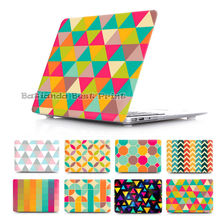 Unique Air 11 13 Print Clear Case Cover Shell for Macbook laptop Sleeve Apple Mac book Pro 13 15 12 With Retina display