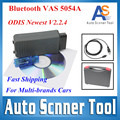 Professional VAS 5054a Diagnostic Tool For VW Group cars With Latest V19 Works Via Bluetooth