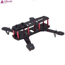 New Arrival ZMR250 H250 250mm Glassy Carbon Mini Quadcopter Multicopter Frame Kit RC Drone Accessories