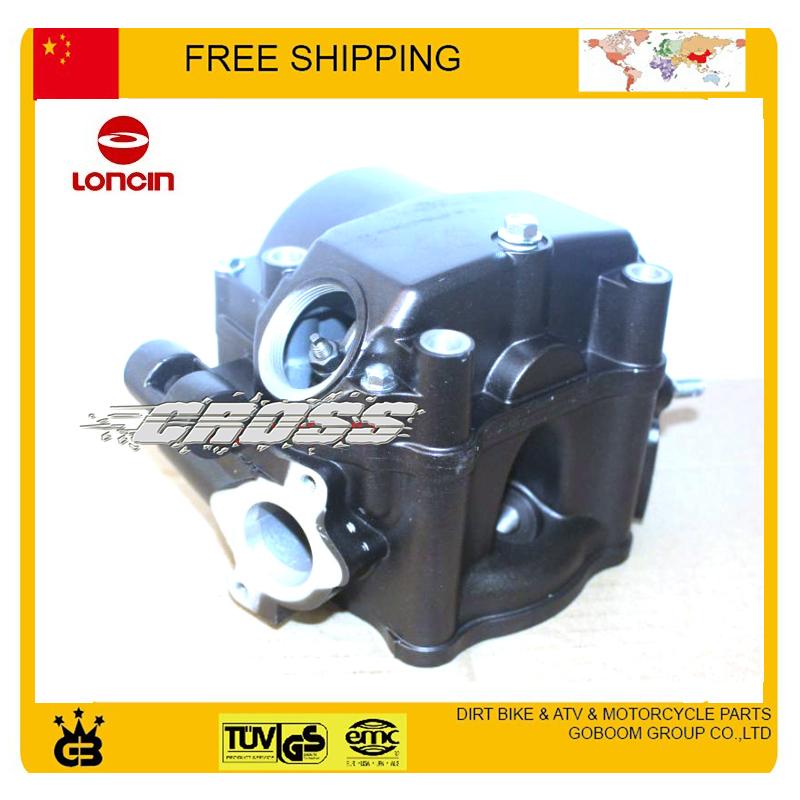 Loncin CBD250 water cooled engine cylinder head bore xmotos apollo KAYO BSE 250cc dirt pit bike