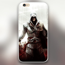 Buy Assassin Creed game figure Cover case iphone 4 4s 5 5s 5c 6 6s plus samsung galaxy S3 S4 mini S5 S6 Note 2 3 4 z2826 for $2.21 in AliExpress store