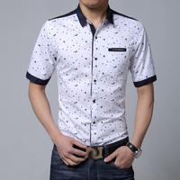 Мужская классическая рубашка Fashion City & m/4xl JH-Shirt-0012